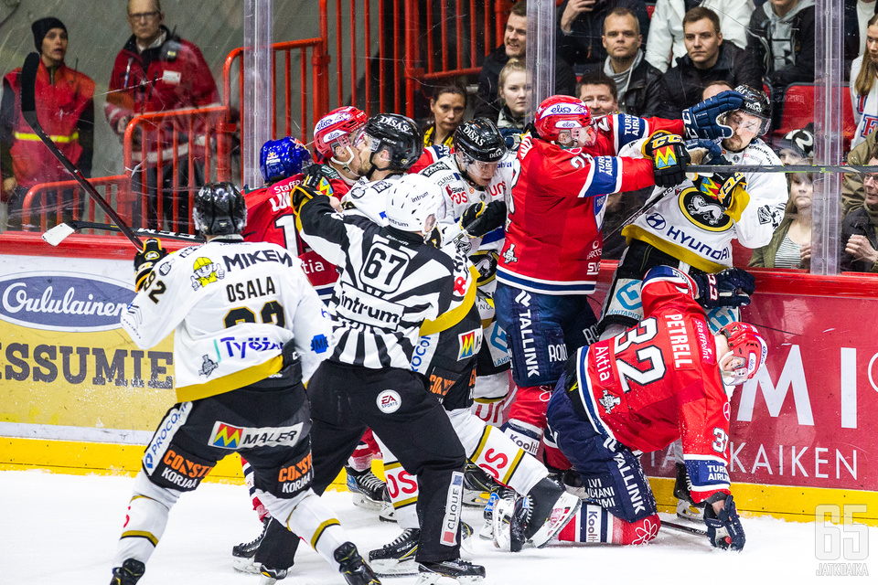 IIHF suunnittelee Liigaakin koskevaa uudistusta.