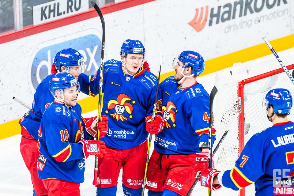 Jokereiden Kristian Vesalainen