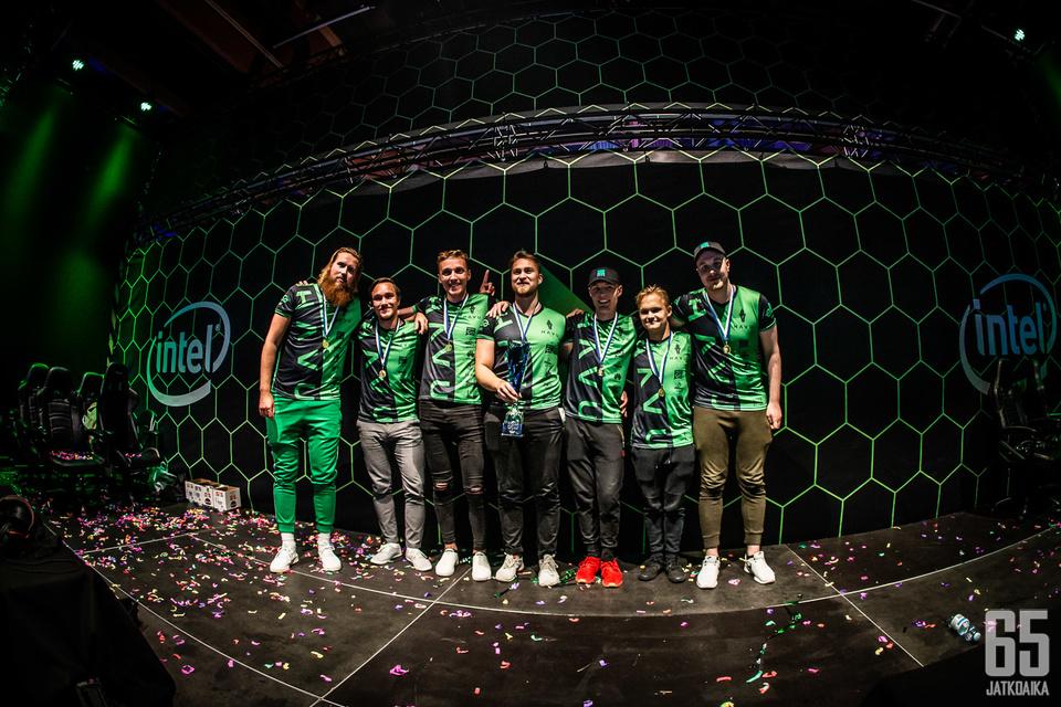 HAVU Gaming voitti Finnish Championship Leaguen 6vs6-mestaruuden.
