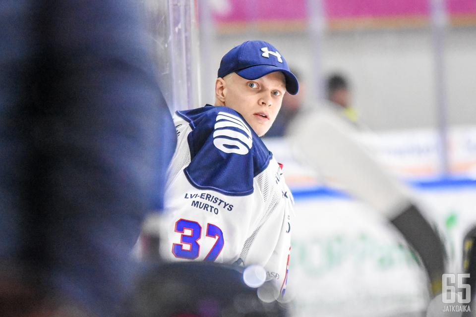 Kimmo Rautiainen on ehtinyt pelata jo useassa seurassa.