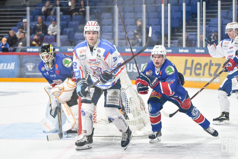 Edellisen kerran nämä joukkueet pelasivat kannusta Suomen Cupin finaalissa marraskuussa.