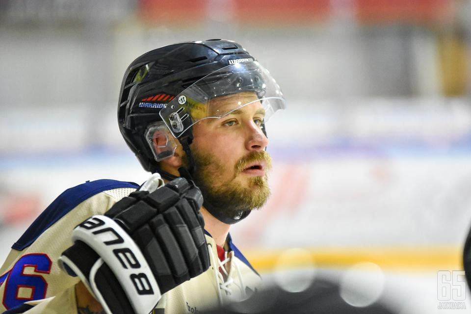 Jonne Virtanen nousi Sportin sankariksi.