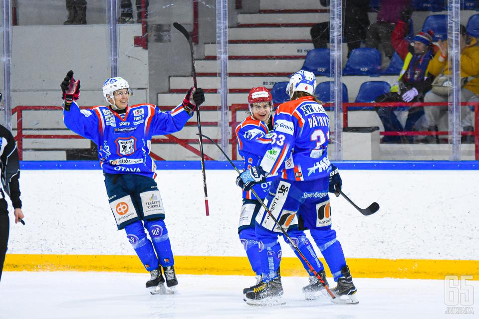 KeuPa vahvistaa rivejään nuorella Liiga-puolustajalla.