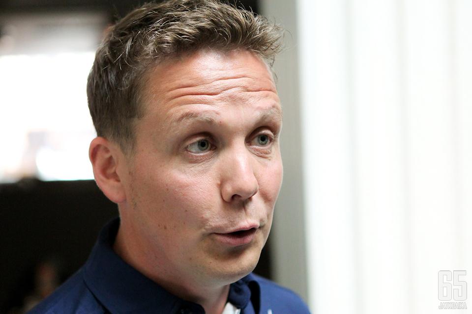Lauri Marjamäki Elite