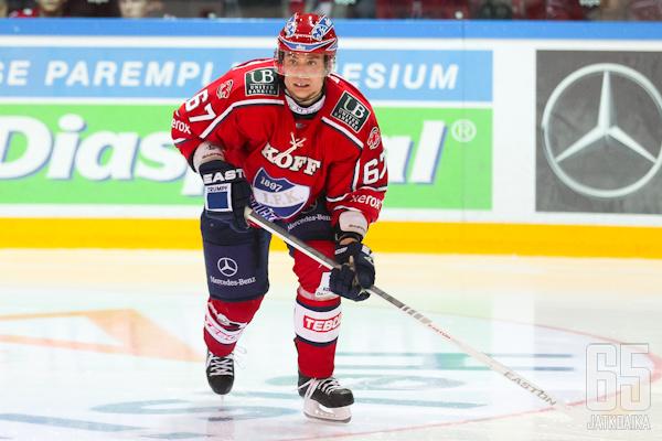 Kristian Tuohilampi palaa Vaasaan.