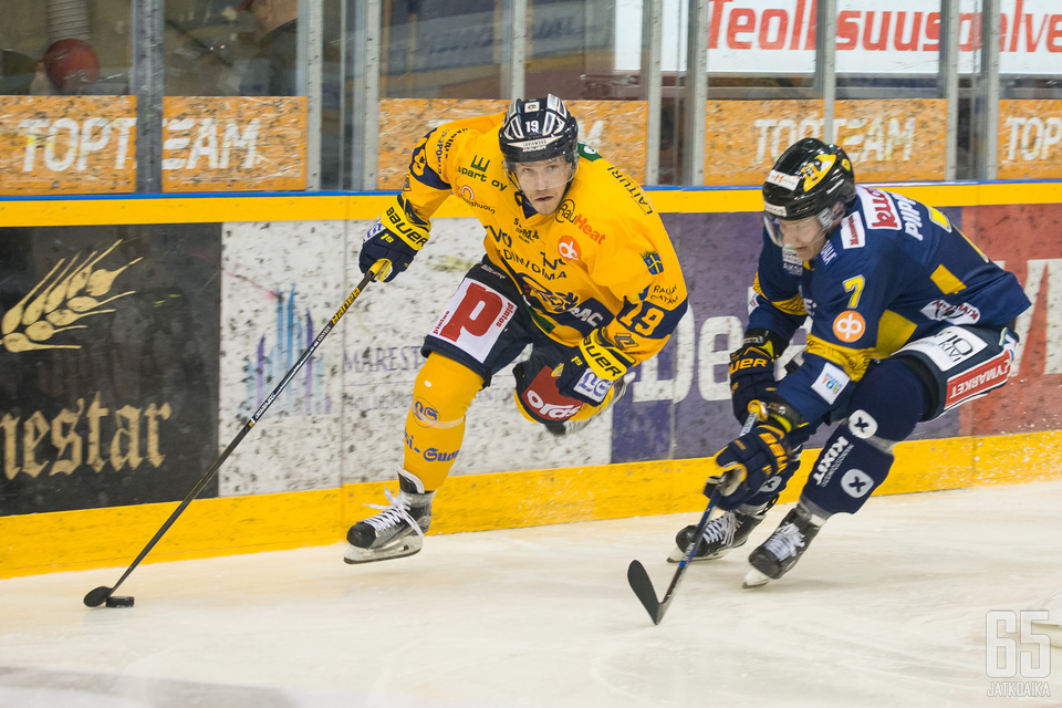 Janne Keränen iski Lukon kummatkin osumat.