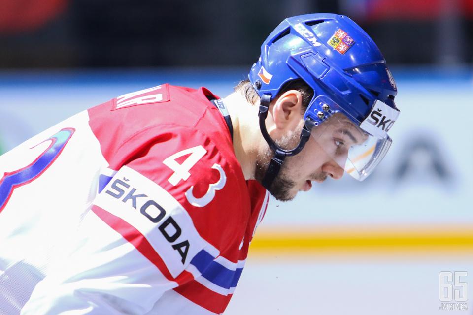 Kovar on nähty monta kertaa Tšekin maajoukkueessa.