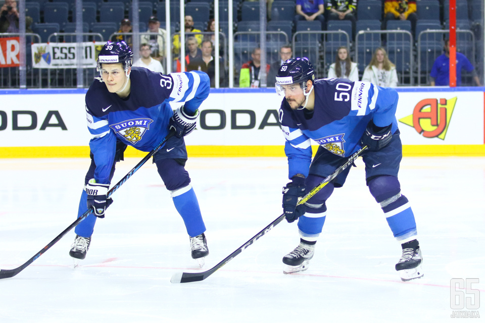 Pohjoisen pojat pelasivat Yhdysvaltoja vastaan mallikkaasti.