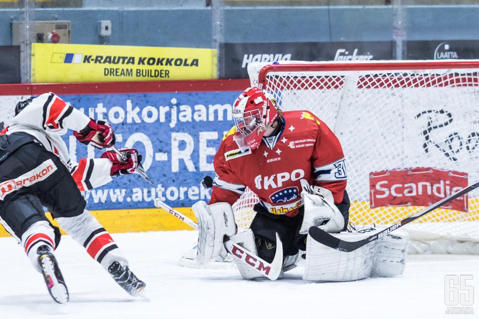 Leevi Laakso saapuu Hermeksen yhteistyöseura Vaasan Sportista.