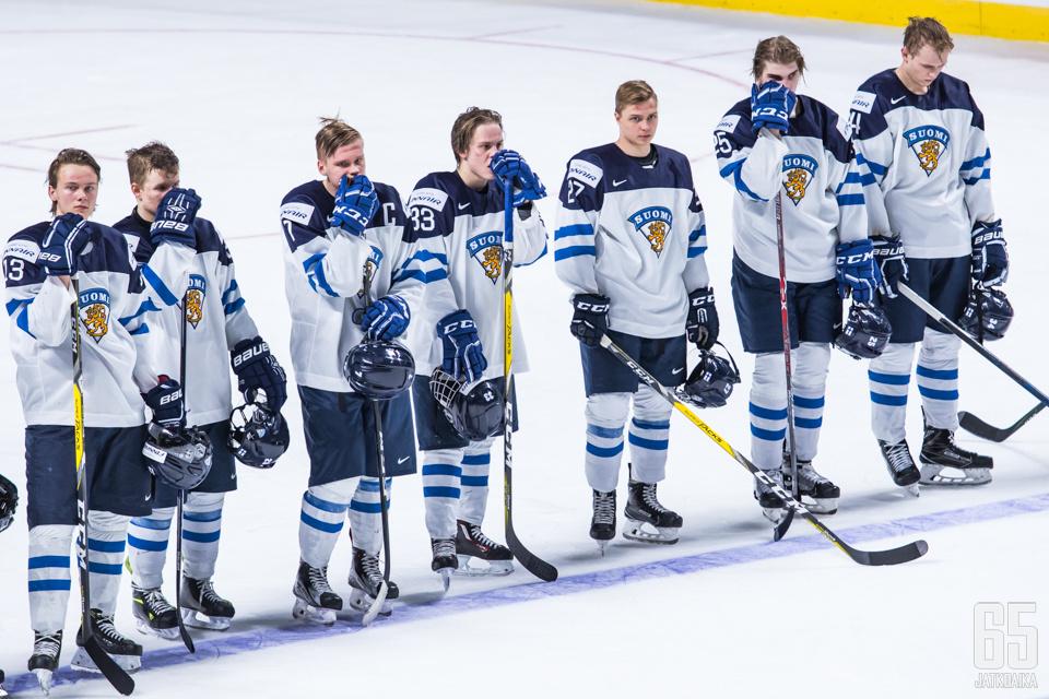 Suomen alle 20-vuotiaiden MM-kisat ovat sujuneet heikosti.