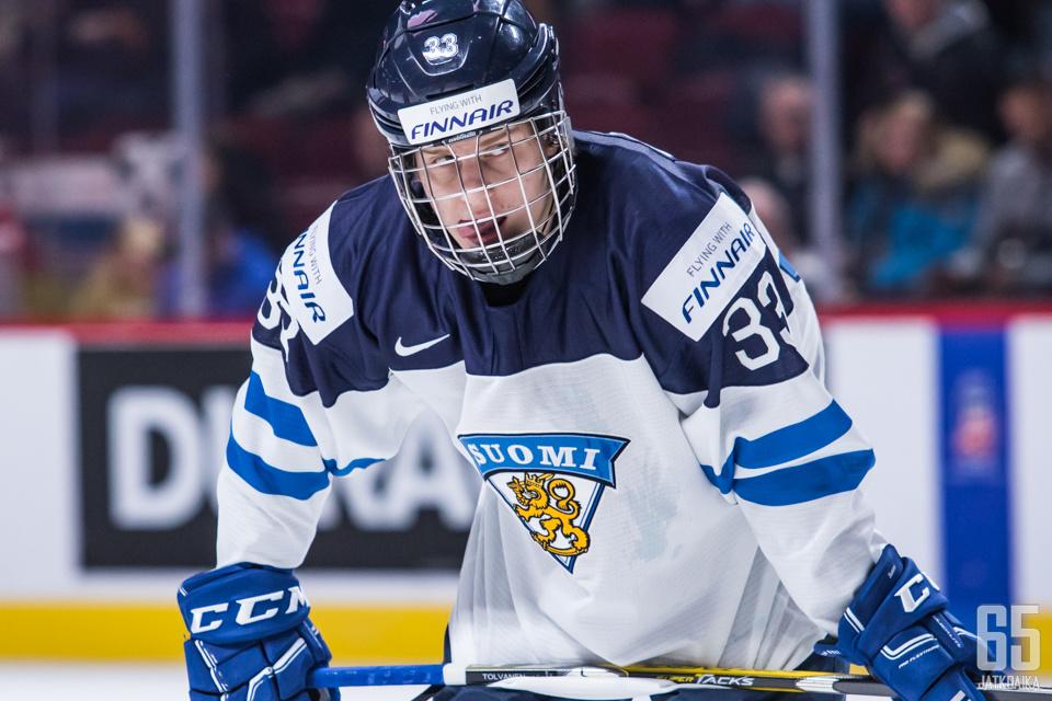 Eeli Tolvasen ensi kauden suunnitelmiin tuli muutoksia.