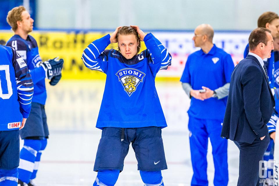Kapteeni Granlund on Leijonien MM-ryhmän palkkakuningas.