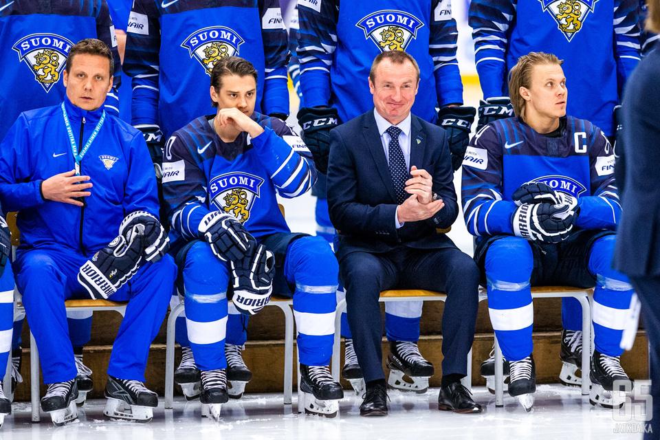 Pääseekö Jere Lehtinen tänä keväänä joukkuekuvaan NHL-tähtien kanssa?