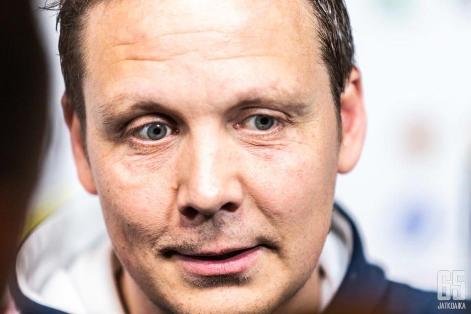 Lauri Marjamäen miehistö voitti B-lohkon ja kohtaa puolivälierissä Sveitsin.
