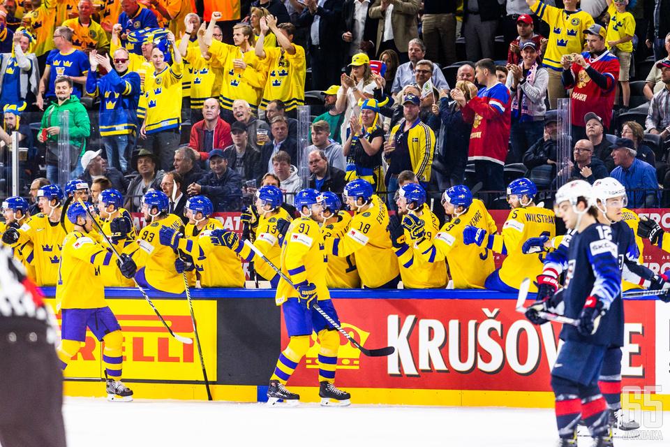 Magnus Pääjärvi iski ottelun toisen maalin.