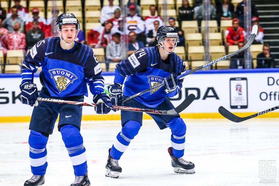 Sakari Manninen ja Antti Suomela saavat rinnalleen uuden lenkin.