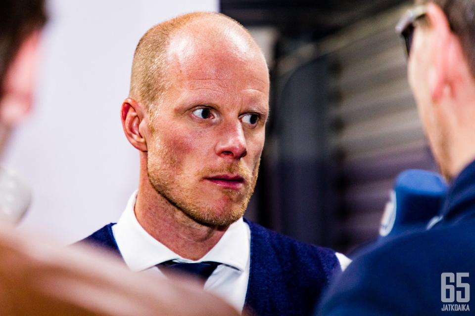Saksan A-maajoukkueen päävalmentaja Toni Söderholm pitää avointa sarjaa urheilullisesti kiinnostavana.
