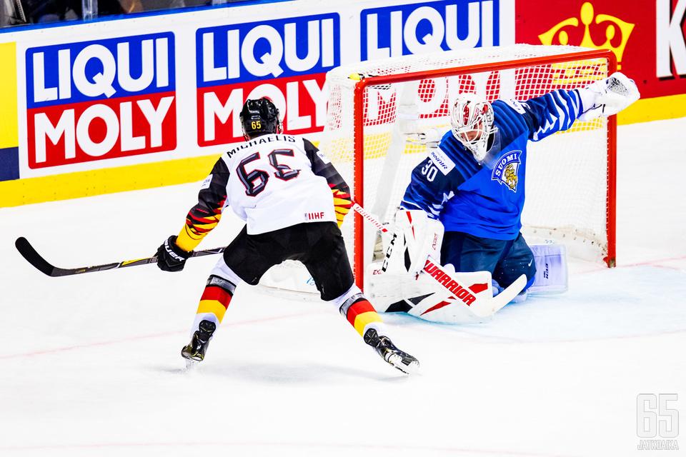 Suomi ei ollut parhaimmillaan lohkon päätöspelissään.