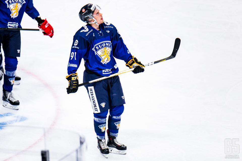 Juho Lammikko vakuutti, että hänelle kelpaa Leijonissa puolustavakin rooli.