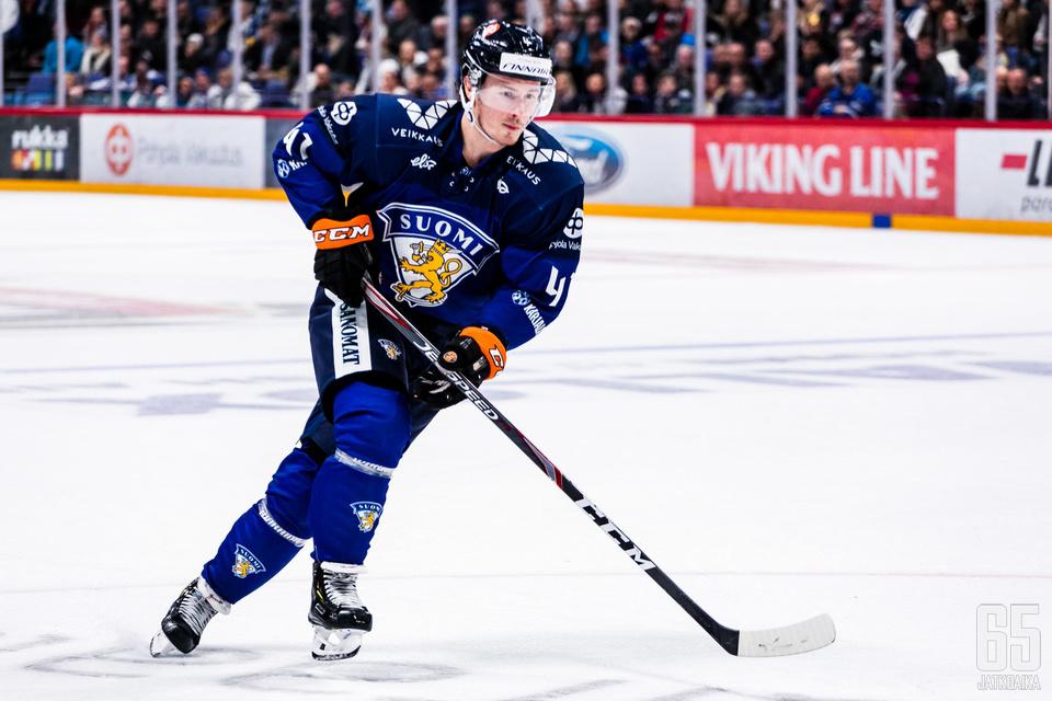 Petteri Nikkilän turnaus oli nousujohteinen.