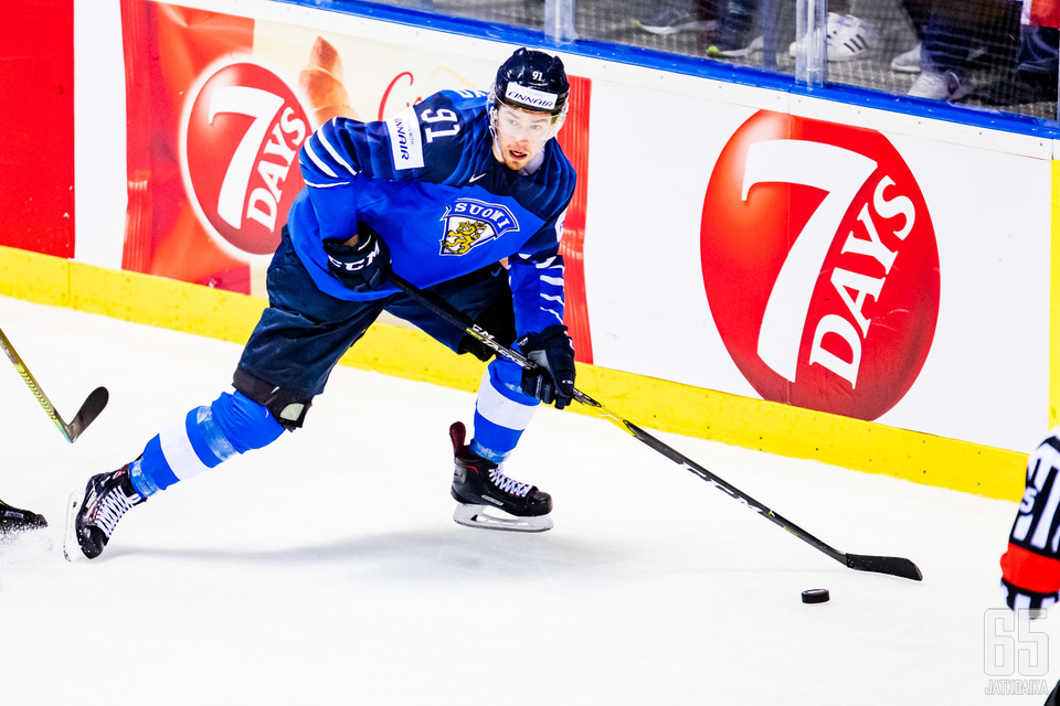 Lammikko voitti Leijonissa MM-kultaa viime keväänä.
