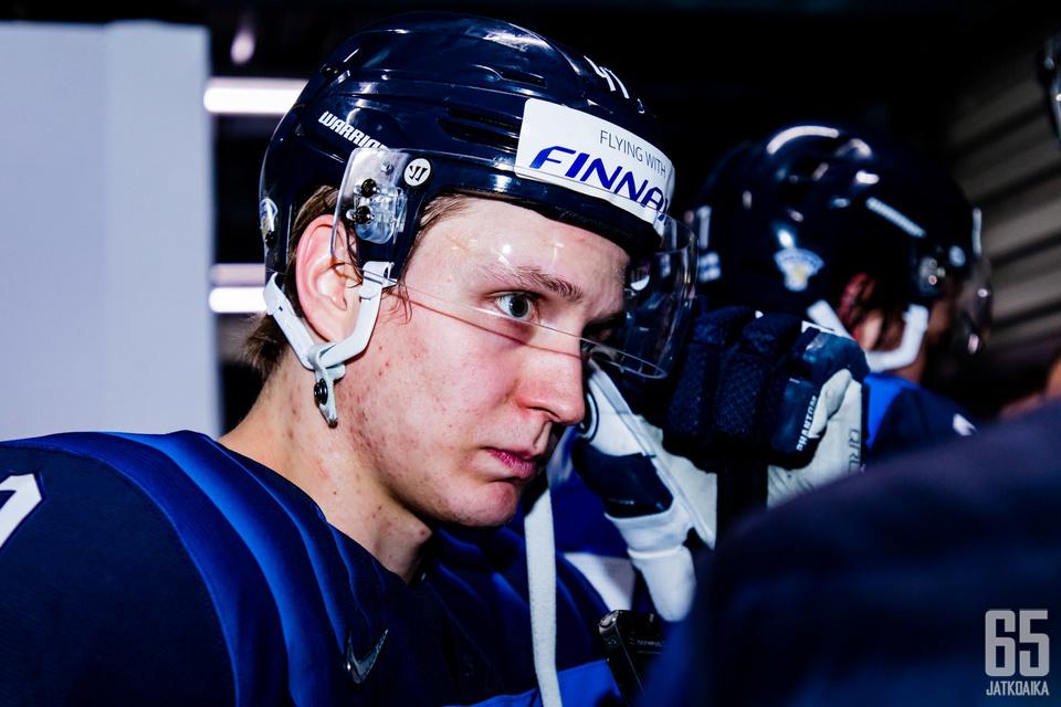 Joel Kivirantaan ei Suomen 0–3-voitto Ranskasta tehnyt suurta vaikutusta.