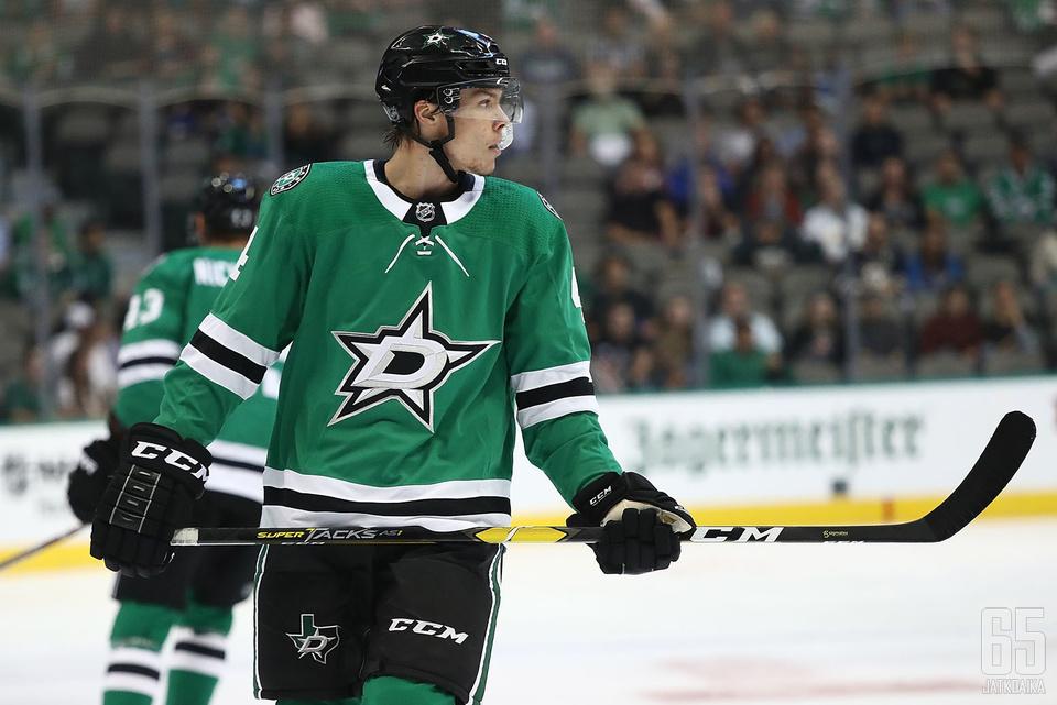 Miro Heiskanen aloittanee kauden AHL:n sijaan suoraan NHL:ssä.