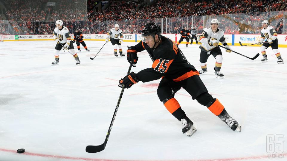 Jori Lehterän kausi Flyersissa on ollut vaikea.