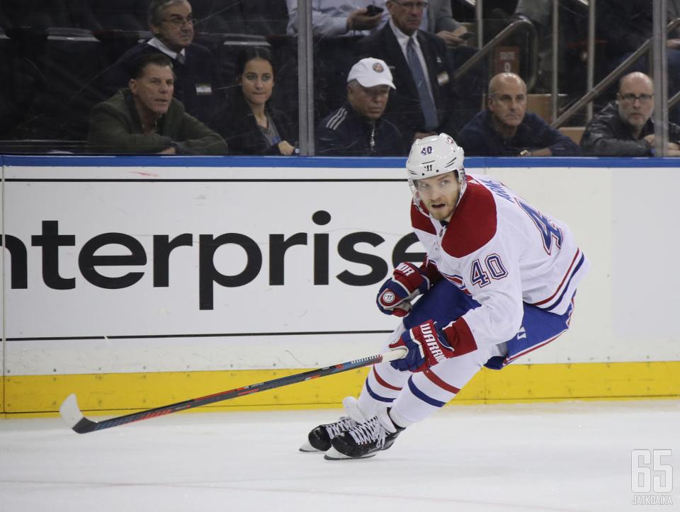 Armia ja Canadiens pääsivät sopuun.