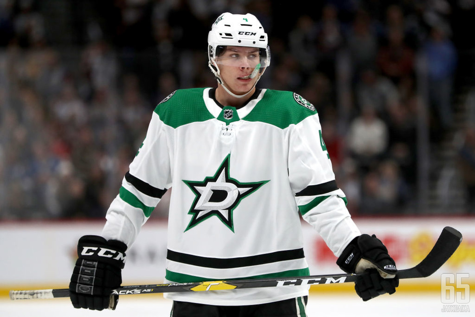 Miro Heiskanen on jo toisella kaudellaan valmis nousemaan NHL:n eliittipuolustajien joukkoon.