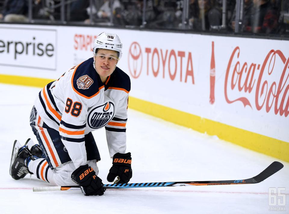 Jesse Puljujärven NHL-ura on ollut mollisointuinen. Löytyytkö ratkaisun avain koti-Suomesta?