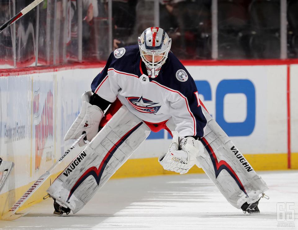 Keith Kinkaid vahvistaa ensi kaudella Montreal Canadiensia.