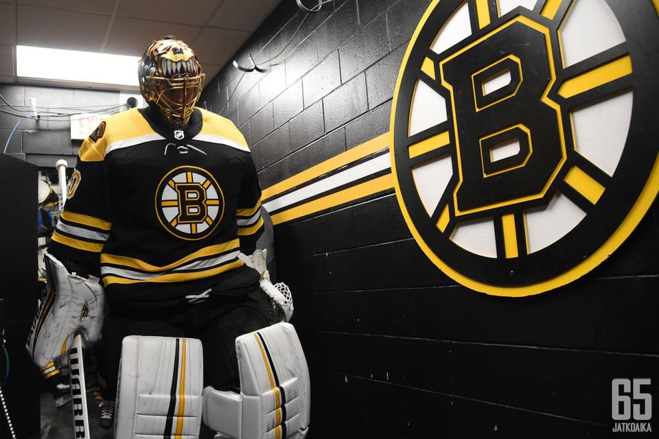 Tuukka Rask lähtee finaalisarjaan tavoittelemaan toista Stanley Cup -mestaruuttaan.