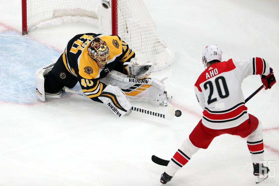 Aleksander Barkov on tehnyt nousun NHL:n eliittiin.