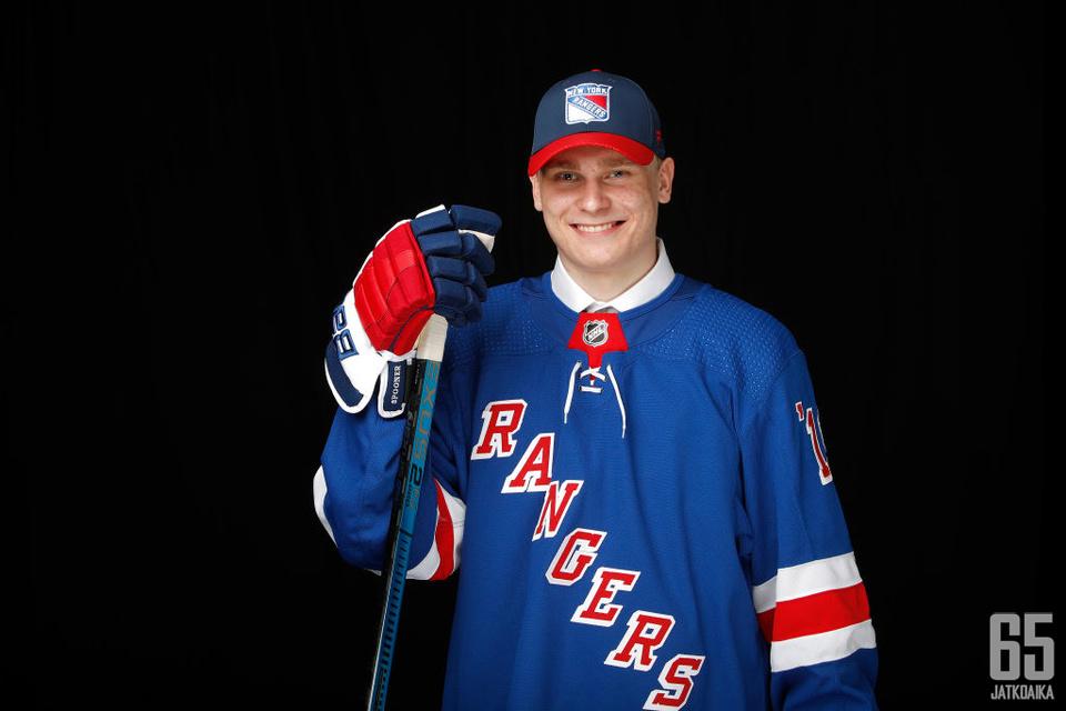 Kaapo Kakko on valmiina NHL:n valloitukseen.