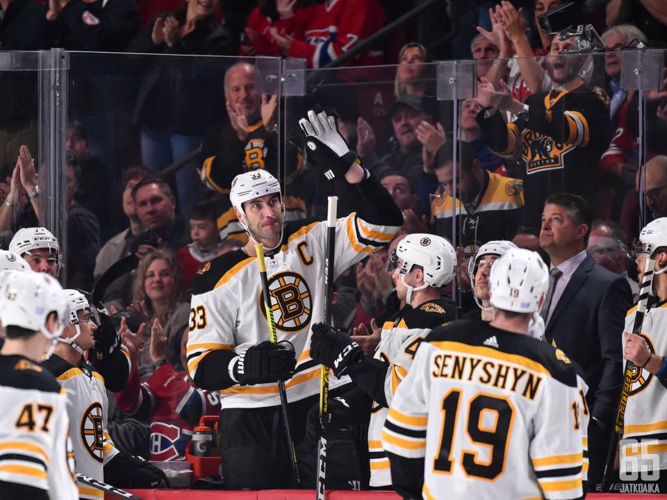 Useammat kokeneet NHL-pelaajat ovat saattaneet jo jäähyväisensä heiluttaa.