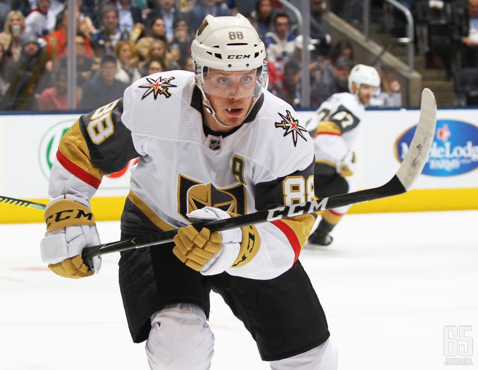Nate Schmidt on kärsinyt pelikieltonsa ja jatkanut NHL-uraansa menestyksekkäästi.