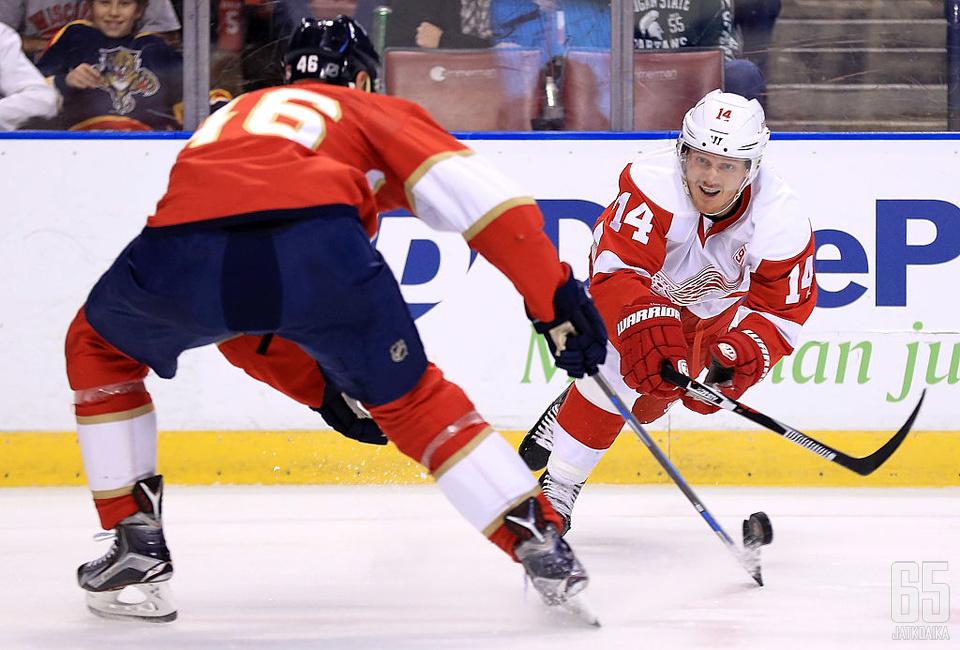 Nyquist saa mahdollisuuden tavoitella Stanley Cupia.