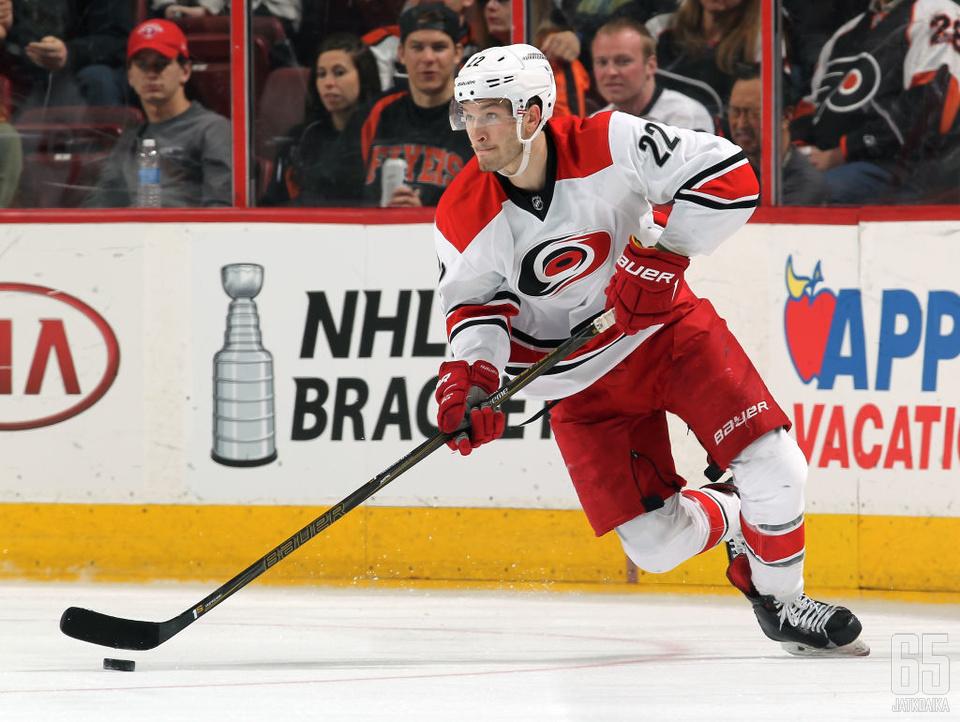 Pesce on ottanut paikkansa NHL:ssä nopeasti.