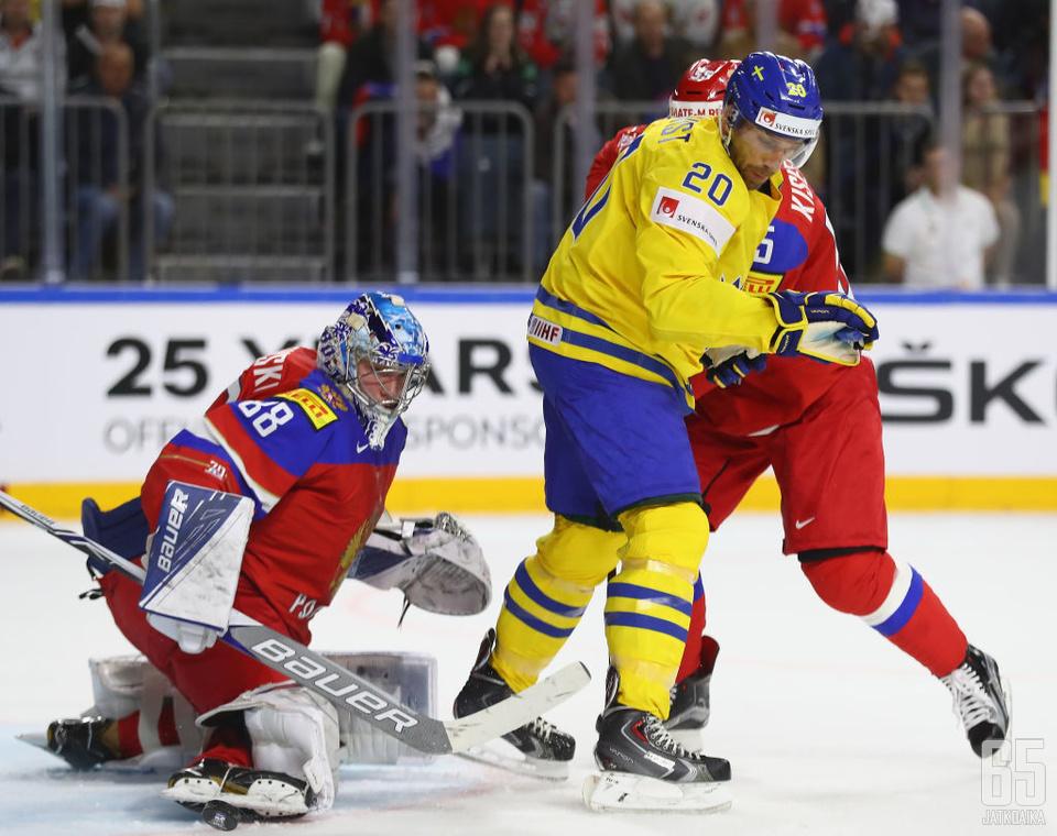 Andrei Vasilevski on lohkon ehdoton ykkösveskari.