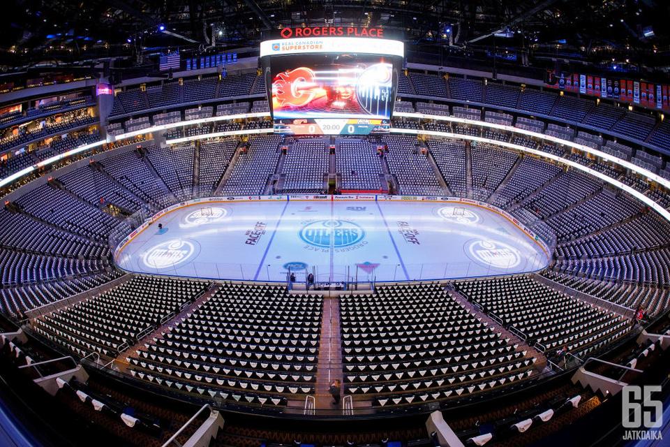 Nuorten MM-kisojen finaali pelataan vuonna 2021 Edmontonissa.