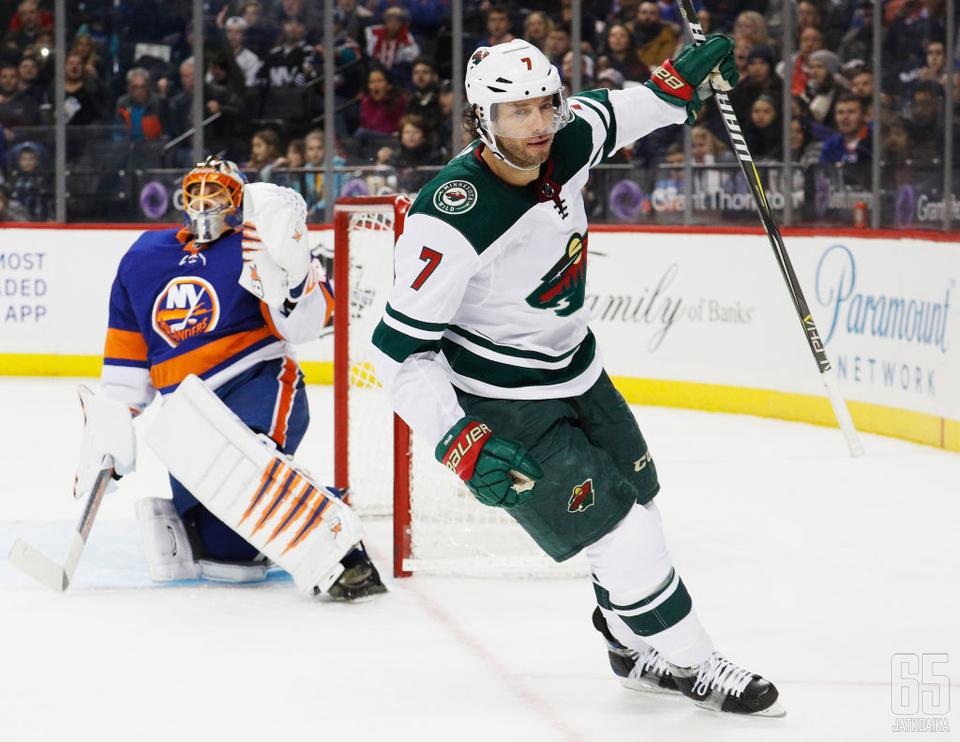 NHL-uran 20. kausi on takana, mutta Matt Cullen ei ole valmis lopettamaan.