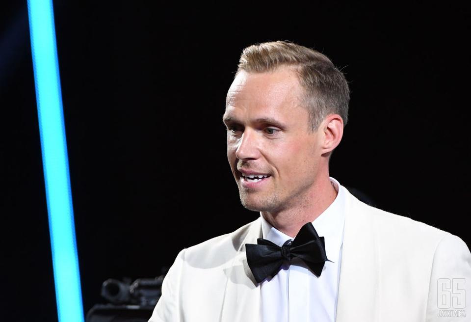 Pekka Rinne sai kunniaa suomalaisilta urheilutoimittajilta.