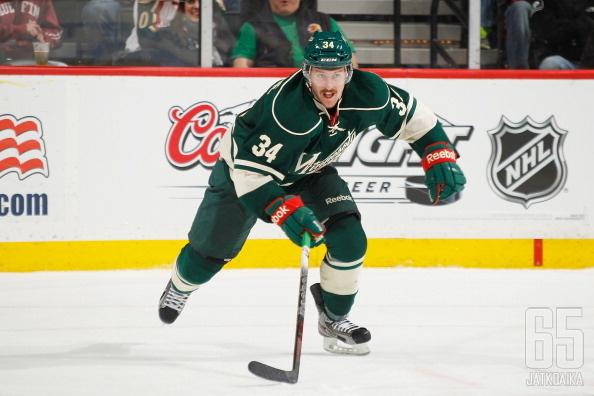 McIntyre on ehtinyt pelata myös NHL:ssä.