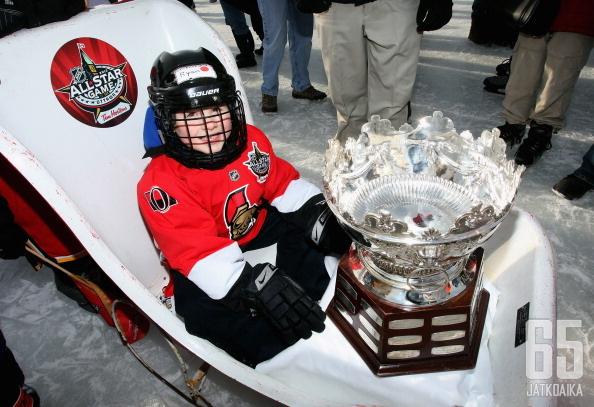 Selke Trophy matkaa tällä kertaa Chicagoon.