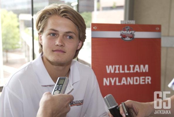 Nylanderin NHL-unelma on askeleen lähempänä.