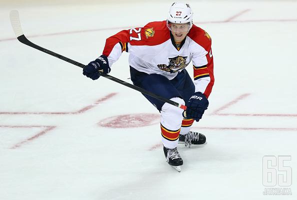 Bjugstad pelaa kolmatta kauttaan NHL:ssä.