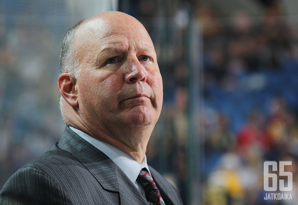 Canadiens-päävalmentaja on joutunut sairaalaan.