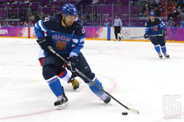 Timonen päätti maajoukkueuransa Sotšin olympialaisissa.