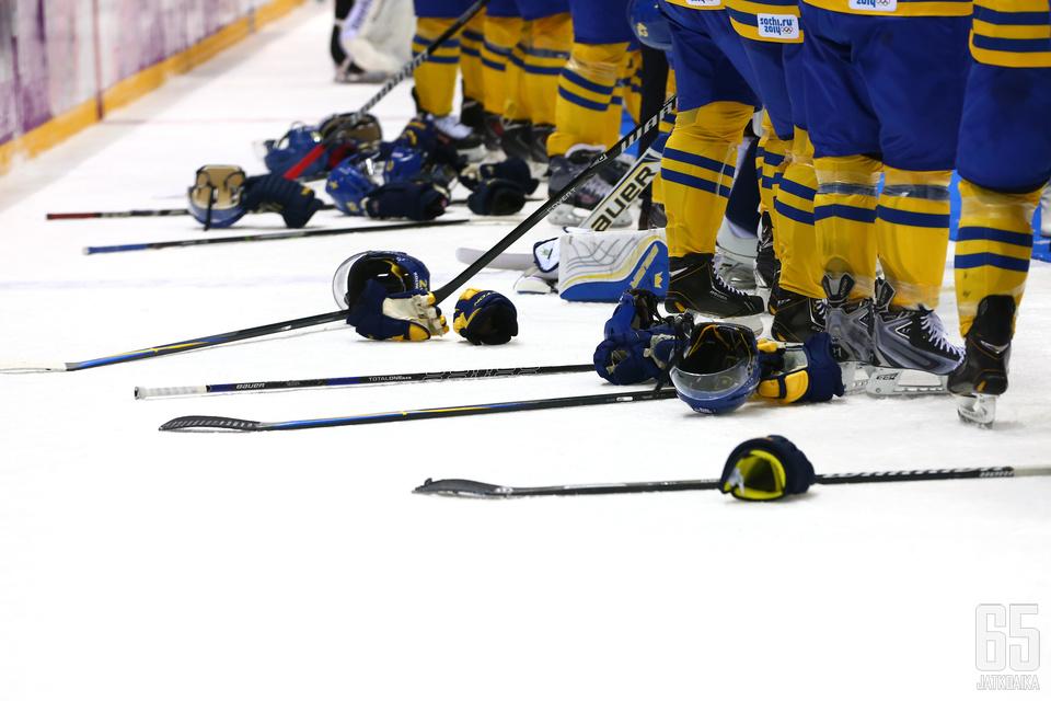 Ruotsin NHL-pelaajilta on tullut enemmän kielteisiä kuin myönteisiä vastauksia.